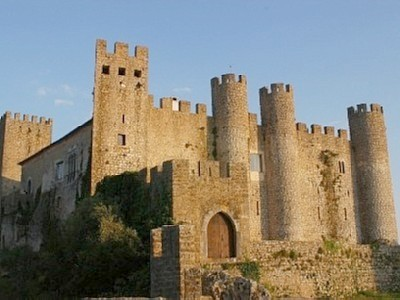Praia D'el Rey apartment rental - Obidos castle - 10 minutes away