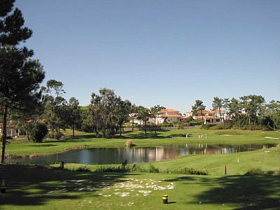 Praia D'el Rey apartment rental - 8th hole