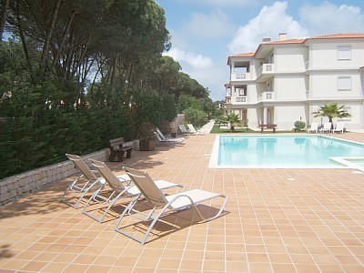 Praia D'el Rey apartment rental - Heated pool