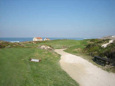 Praia D'el Rey apartment rental - A golfer's dream
